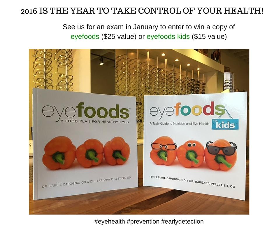 eyefoods giveaway